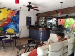 Flamingo Lobby and Bar