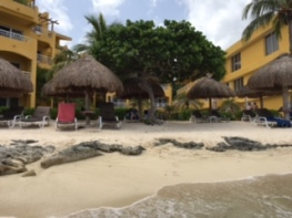 Playa Azul Beach