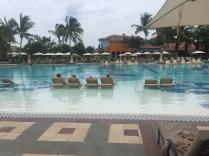 Sandals pool