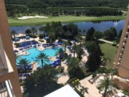 The Ritz Carlton Grande Lakes Orlando, Florida