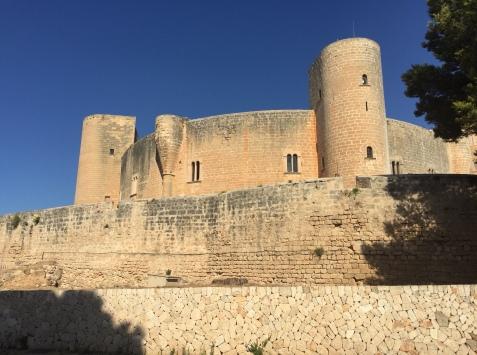Mallorca;'s Castle 2