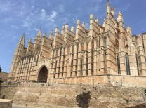 Mallorca's Mideval Cathedral.JPG3